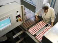 Praca na produkcji w Niemczech w fabryce słodyczy