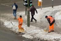 Fizyczna praca w Niemczech przy odśnieżaniu, sprzątaniu od zaraz