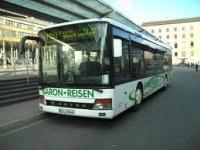Praca jako kierowca autobusu w Niemczech – kat. D