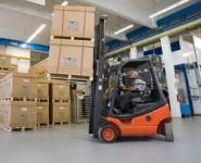 Niemcy praca dla operatora wózka widłowego na magazynie – rozładunek, załadunek