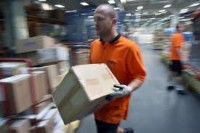 Magazynier do pracy w Niemczech przy pakowaniu, zbieraniu zamówień