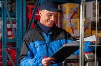Praca w Niemczech przy zbieraniu zamówień picker w magazynie Bawaria