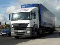 Kierowca kat. CE aktualna oferta pracy w Niemczech w transporcie