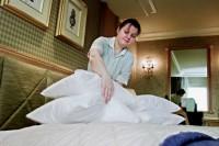 Niemcy praca dla pokojówki przy sprzątaniu w hotelu Hamburg/Lubeka