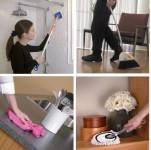 Dam fizyczną pracę w Niemczech w Fernwald przy sprzątaniu w domu starców