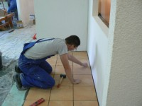 Niemcy praca dla pracownika budowalnego glazurnik od zaraz Bawaria