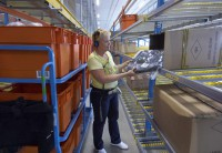 Oferta fizycznej pracy w Niemczech na magazynie przy pakowaniu Ingolstadt