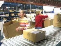 Bez języka sezonowa praca Niemcy dla par przy pakowaniu elektroniki Kolonia