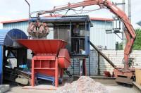 Dam fizyczną pracę w Niemczech przy recyklingu-sortowanie metalu Coburg