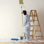 Remonty i wykończenia praca w Niemczech na budowie dla malarza Stuttgart