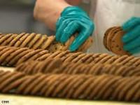 Bez języka dam pracę w Niemczech pakowanie ciastek na linii dla par Essen
