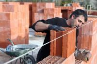 Dam pracę w Niemczech na budowie murarz stawianie ścian, tynkowanie Emden