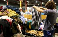 Niemcy praca fizyczna dla par bez znajomości języka Rostock sortowanie odzieży