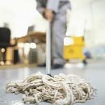 Fizyczna praca Niemcy przy sprzątaniu przemysłowym bez języka Wolfsburg