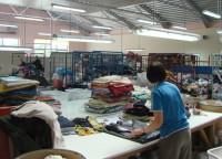 Fizyczna praca w Niemczech dla par sortowanie odzieży bez języka Stuttgart