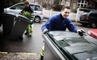 Oferta fizycznej pracy w Niemczech pomocnik śmieciarza bez języka Hamburg