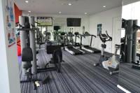Bez języka praca w Niemczech przy sprzątaniu klubu fitness Hamburg