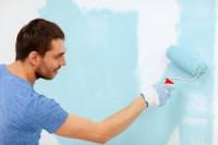 Dam pracę w Niemczech na budowie Fulda jako malarz przy wykończeniach