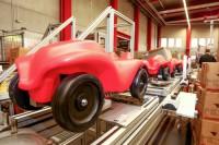 Praca w Niemczech dla par bez znajomości języka na produkcji zabawek Dortmund
