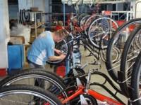 Praca Niemcy bez znajomości języka dla par na produkcji rowerów w Lipsku