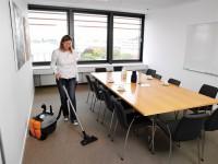 Sprzątanie biur fizyczna praca w Niemczech od zaraz bez języka w Berlinie