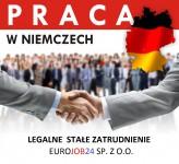 Komisjoner dam pracę w Niemczech na magazynie w Kerpen od zaraz pracownik wydania towaru