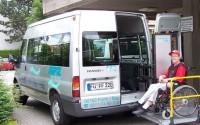 Oferta pracy w Niemczech Drezno dla kierowcy kat.B przewóz osób niepełonosprawnych