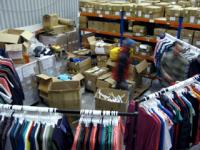 Dla par fizyczna praca Niemcy na magazynie odzieży w Cottbus bez języka