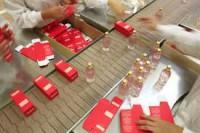 Niemcy praca od zaraz pakowanie perfum bez znajomości języka Kolonia