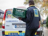 Praca w Niemczech od zaraz dla kierowcy kat.B dostawca na terenie Dortmundu