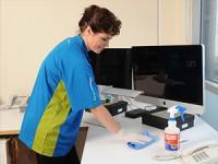 Ogłoszenie fizycznej pracy w Niemczech od stycznia 2017 sprzątanie biur Kolonia