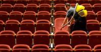 Dam fizyczną pracę w Niemczech przy sprzątaniu kina od zaraz Frankfurt 2017