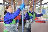 Oferta fizycznej pracy w Niemczech bez języka sprzątanie tramwajów od zaraz Stuttgart