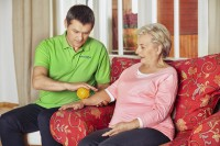 Niemcy praca dla opiekunki osób starszych w Berlinie do seniorki 87 lat
