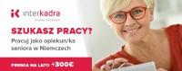 Kassel oferta pracy w Niemczech dla opiekunki osób starszych do 85-letniej seniorki Lidii
