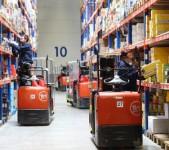 Niemcy praca na magazynie w dużym centrum logistycznym, Hörselgau