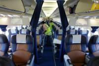 Od zaraz praca w Niemczech przy sprzątaniu samolotów na lotnisku Frankfurt nad Menem