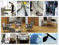 Dam fizyczną pracę w Niemczech od zaraz przy sprzątaniu biur Düsseldorf