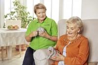 Berlin, Niemcy praca dla opiekunki osób starszych do Pana Carstena (lat 76)