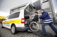 Od zaraz dam pracę w Niemczech dla kierowcy kat.B Hamburg przy przewozie osób niepełnosprawnych