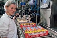 Ogłoszenie pracy w Niemczech 2018 od zaraz na produkcji jogurtów bez języka Stuttgart
