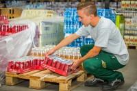 Oferta pracy w Niemczech dla par bez języka na magazynie napojów od zaraz Lipsk
