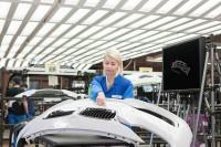 Praca w Niemczech pomocnik produkcji  zderzaków i części samochodowych w Schierling