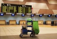 Fizyczna praca w Niemczech od zaraz sprzątanie terminala na lotnisku Düsseldorf z podstwowym jezykiem niemieckim