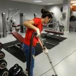 Bez języka oferta pracy w Niemczech od zaraz przy sprzątaniu klubu fitness Köln