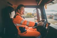 Praca w Niemczech dla kierowców kat.C+E (śmieciarka) w rejonie Hohenstein-Bernloch