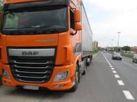Praca w Niemczech dla kierowców kat. C+E na nowe auta MEGA DAF, Kassel