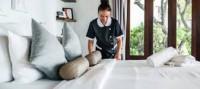 Praca w Niemczech dla pokojówek przy sprzątaniu – 5* Hotel Budersand na wyspie Sylt