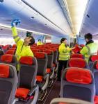 Bez języka praca Niemcy sprzątanie-dezynfekcja samolotów od zaraz lotnisko Frankfurt nad Menem