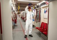 Oferta pracy w Niemczech bez języka sprzątanie-dezynfekcja wagonów metra od zaraz Berlin